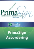 2013 Accordering PrimaSign