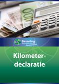 2013 kilometerdeclaratie